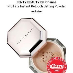 NWOT Fenty Beauty setting powder